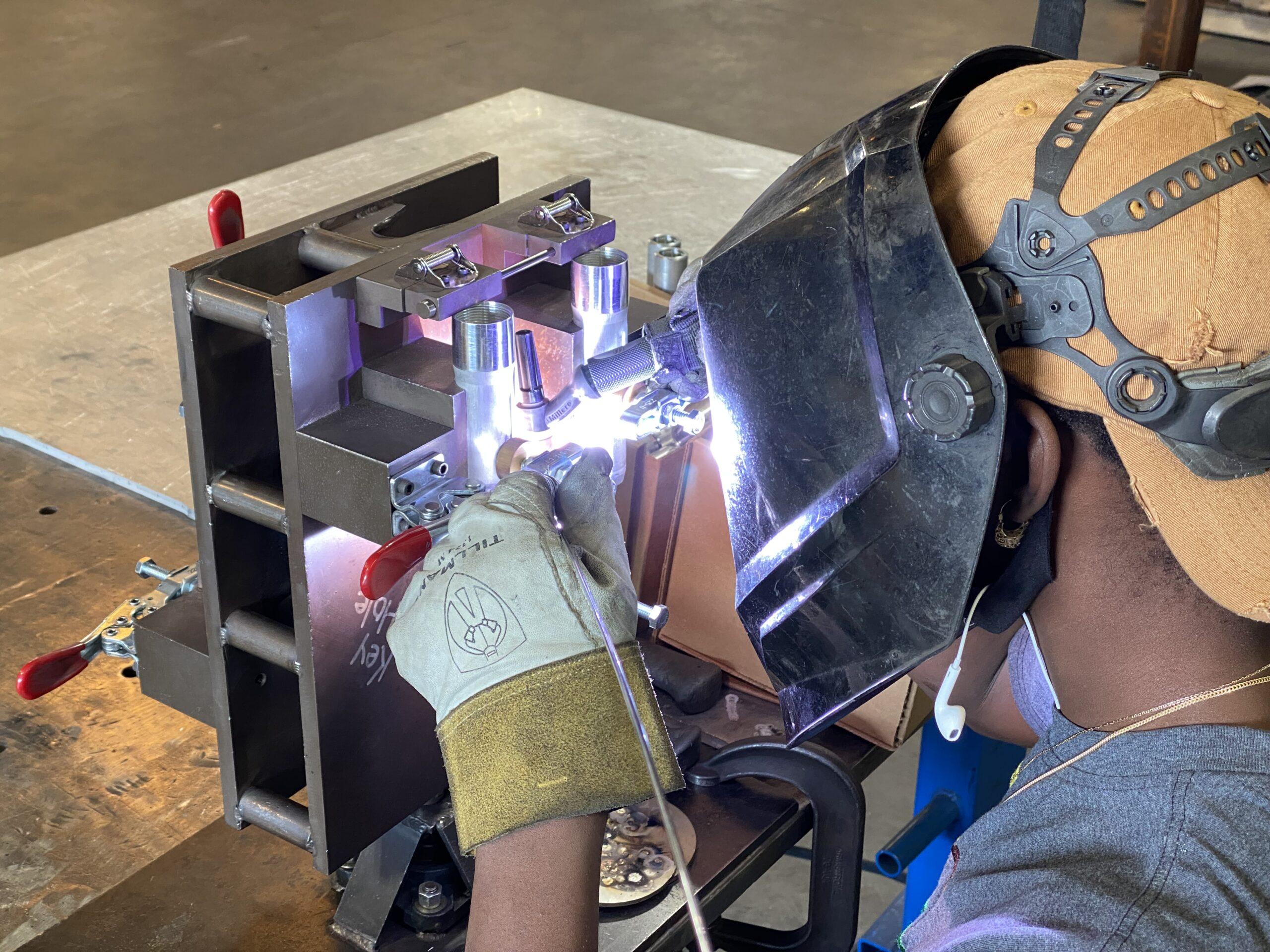 Image of weldment